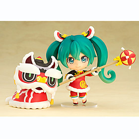 Hatsune Miku Miku PVC 10cm Anime Action Figures Model Toys Doll Toy 1pc 5492082