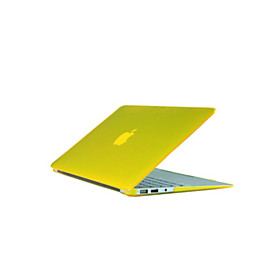 MacBook Case Full Body Cases Solid Colored ABS for MacBook Air 13-inch / Macbook Pro 13-inch / Macbook Air 11-inch