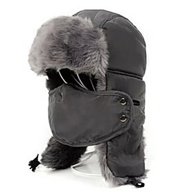 Ski Hat / Pollution Protection Mask Men's / Women's Thermal / Warm Snowboard Polyester / Fleece Winter Sports Winter 5204755