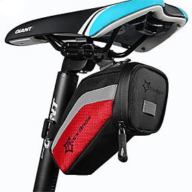 Bolsa para BicicletaBolsa para GuardabarroImpermeable Cremallera a prueba de agua A Prueba de Golpes Listo para vestir Pantalla táctil 5483721