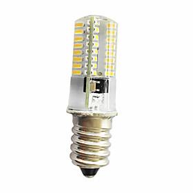 5W E11/E12/E14 Decoration Light T 64LED SMD 3014 380LM lm Warm White Cool White Dimmable AC220 V 1 pcs