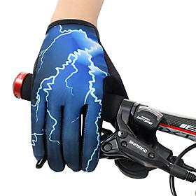 Gloves Sports Gloves Unisex Cycling Gloves Winter Bike GlovesKeep Warm / Anti-skidding / Windproof / Snowproof / Wearable / Fleece Lining 5494432
