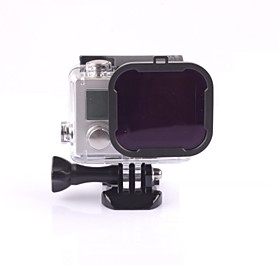 Accessories Dive Filter High Quality For Action Camera Gopro 5 Gopro 3 Gopro 3 Gopro 2 Sports DV Diving Surfing Boating Kayaking