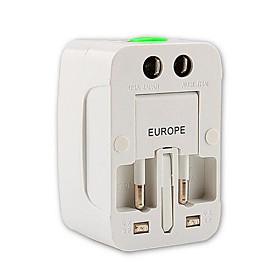Universal Adapter Plug Socket Comverter Universal All in 1 Travel Electrical Power Adapter Plug US UK AU EU 5488226