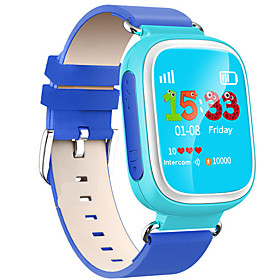 Kids' Sport Watch Smart Watch Fashion Watch Wrist watchLED Touch Screen Thermometer Calendar Chronograph Water Resistant / Water Proof 5498571