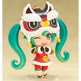Hatsune Miku Miku PVC 10cm Anime Action Figures Model Toys Doll Toy 1pc 5492084