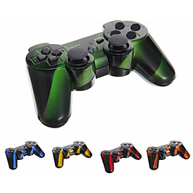 Wireless Bluetooth DualShock3 Sixaxis Rechargeable Controller Joypad for PS3 1543970