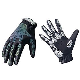 Gloves Sports Gloves Unisex Cycling Gloves Spring Summer Autumn/Fall Winter Bike GlovesKeep Warm Anti-skidding Easy-off pull tab 5493034
