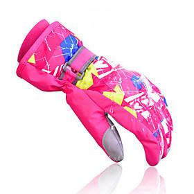 Ski Gloves Full-finger Gloves Winter Gloves Unisex Activity/ Sports Gloves Keep Warm Snowproof Wearable Ski  Snowboard Leisure Sports 5492376