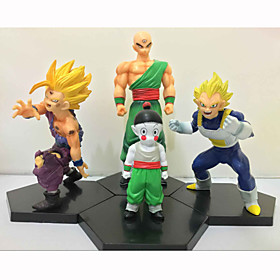 Dragon Ball Vegeta PVC 14cm Anime Action Figures Model Toys Doll Toy 1set 5492057