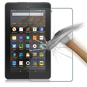Tempered Glass Screen Protector Film for Amazon Kindle Fire HD 8 2016 8.0 Tablet 5508452