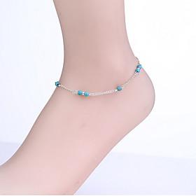 argento sandali a piedi nudi 1pc delle donne ' 5524980