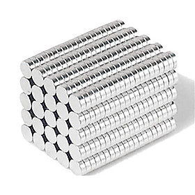 500 pcs 31mm Magnet Toy Magnetic Blocks Building Blocks Super Strong Rare-Earth Magnets Magnet Creative Kid's / Adults' Boys' Girls' Toy Gift / Neodymium Magne