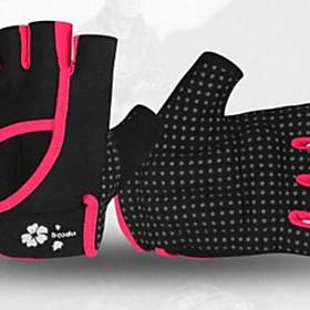 BODUN/SIDEBIKE Sports Gloves Women's Cycling Gloves Spring Summer Autumn/Fall Winter Bike GlovesWearproof Wearable Article Glances 5527171