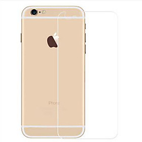 ZXD  9H 0.3MM Back Tempered Glass For iPhone 7 Transparent Screen Protector with Clean Tools 5520397