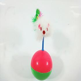 Cat Toy Pet Toys Teaser Mouse Random Color Plush 5541409