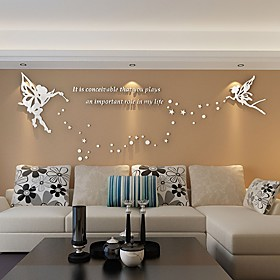 3D Wall Stickers 3D Wall Stickers Decorative Wall Stickers,Vinyl Material Home Decoration Wall Decal 5553777