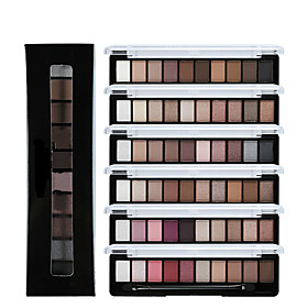 1Pcs Earth Color Eyeshadow Palette Glitter Eye Palette Brand Matte Colour Makeup Pigment Eye Shadow 5559470