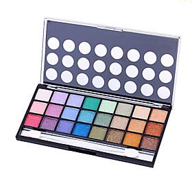 1Pcs Twenty-Four Colors Pearl Matte Smoked Eye Shadow Lasting Nude Makeup Earth Colors Makeup Palette 5561045