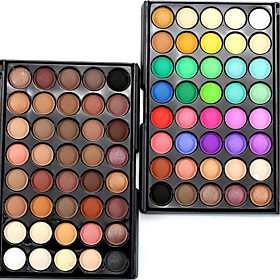40Color/1Pcs Makeup Lots Glitter Matte Eyeshadow  Waterproof Bronzer Naked Palette Eye Shadow Nude Cosmetics 5559480