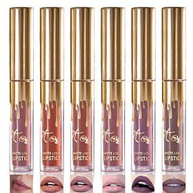 1 Pcs High Quality Matte Lipstick Moisturizer Waterproof Nude Lip Stick Lipgloss 5566158