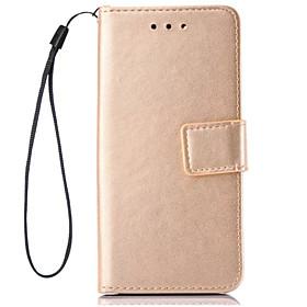 For Samsung Galaxy J7 2016 J5 2016 Case Card Holder Full Body Case Solid Color Hard PU Leather for J3 J3 2016 G530 J120 J210 5780039