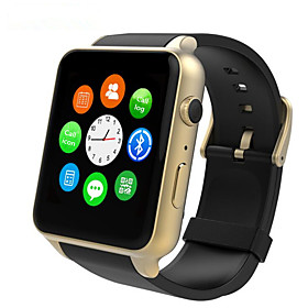 Smart Watch iOS Android GPS Touch Screen Heart Rate Monitor Pedometers Health Care Camera Alarm Clock Information Hands-Free Calls Find