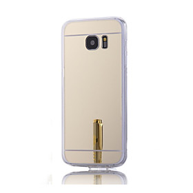 High Quality Electroplating Mirrored with Diamond Back Cover for Samsung Galaxy S6/S6 Edge 4416583