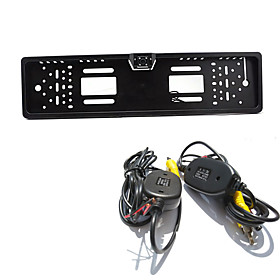 Parking Assistance System Wireless Car Rear View Camera Auto 4LED CCD 1080P HD RearView Reverse Universal Backup Camera Waterproof Night Vision