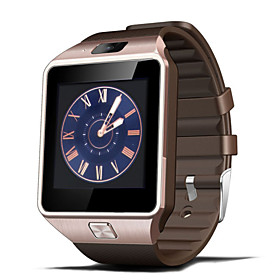 DZ09 Touch Screen Intelligent Smart Watch Phone Mate for iPhone IOS Samsung Android 2550345