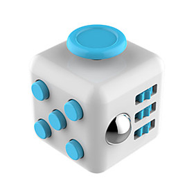 Fidget Desk Toy Fidget Cube Toys Stress and Anxiety Relief Focus Toy Relieves ADD, ADHD, Anxiety, Autism Office Desk Toys for Killing Time 5637107