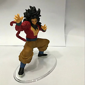 Anime Action Figures Inspired by Dragon Ball Goku PVC 15 CM Model Toys Doll Toy 1pc 5628619
