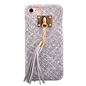 For Apple iPhone 7 7Plus 6S 6Plus Case Cover High-Grade Imitation Leather DIY Ornaments Phone Shell 5602460