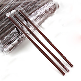Colored Drinkware, # ml Disposable Plastic Juice Water Straws 5629733