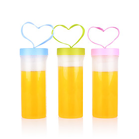 Sports Drinkware, 500 ml Portable Plastic Juice Tumbler 5634017
