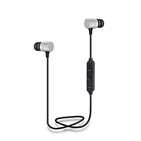 High Quality Stereo New V4.0 Bluetooth headset  Wireless Sports Headset with Magnet 5615274