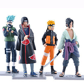 Anime Action Figures Inspired by Naruto Naruto Uzumaki PVC 19 CM Model Toys Doll Toy 5628651