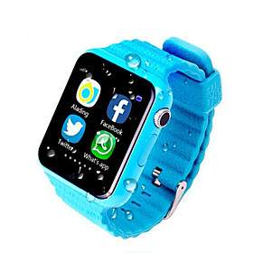 Kids' Watches for iOS / Android Heart Rate Monitor / Calories Burned / Long Standby / Hands-Free Calls / Touch Screen Activity Tracker / Sleep Tracker / Sedent