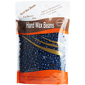 New Arrival 1 bag Chamomile Flavor No Strip Depilatory Hot Film Hard Wax Pellet Waxing Bikini Hair Removal Bean 5723666