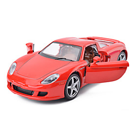 Toy Car / Die-Cast Vehicle / Pull Back Vehicle Farm Vehicle Car Furnishing Articles / Simulation Unisex