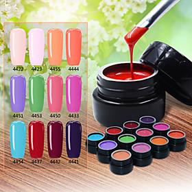 Nail Polish UV Gel  8g 1piece Painting Gel UV Color Gel Soak off Long Lasting 5350916