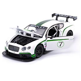 Toy Car / Model Car Race Car Car Simulation / Music  Light Unisex / Boys' / Metal