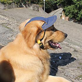 Dog Bandanas  Hats Dog Clothes Sports Jeans Blue 5451282