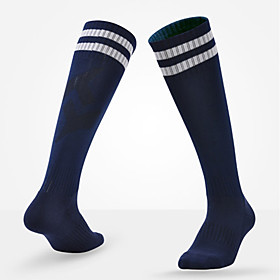 Solid Sport Socks / Athletic Socks Unisex Socks Breathable Protective Sweat-wicking Comfortable Cotton Football/Soccer Shin Guards 5671797