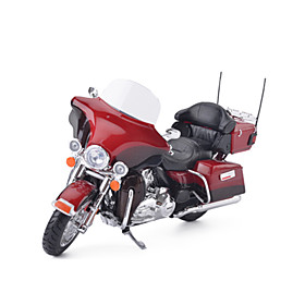 Pull Back Vehicles Toy Cars Motorcycle Simulation Motorcycle Metal Alloy Metal Unisex Gift Action  Toy Figures Action Games 5714120