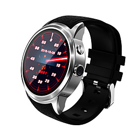 Smartwatch for iOS / Android Heart Rate Monitor / GPS / Hands-Free Calls / Touch Screen / Water Resistant / Water Proof Stopwatch / Activity Tracker / Sleep Tr