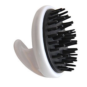 Cat Dog Grooming Cleaning Brush Comb Brush Baths Pet Grooming Supplies Waterproof Portable Low Noise Double-Sided Massage 5701231