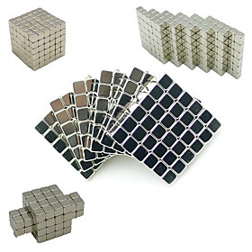 Magnet Toys Magic Cube Neodymium Magnet Stress Relievers 216 Pieces 3mm Toys Magnetic Square Gift 5750665