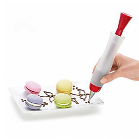 1Pcs  Silicone Food Writing Pen Chocolate Decorating Pen Cake Mold Cream Cup 5765083