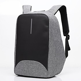 Backpacks Solid Colored Nylon for New MacBook Pro 15-inch / Macbook Pro 15-inch / MacBook Air 13-inch